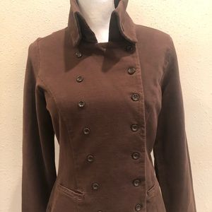 CAbi Double Breasted Military Jacket - Style 711